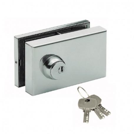 1016 IB Doble central llave 3 puntos de seguridad