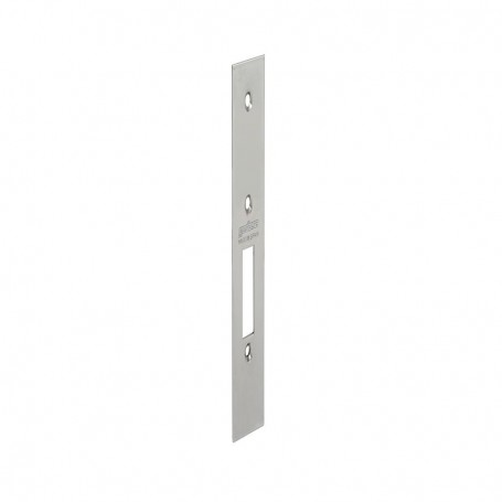 GC9.1C Cerradero lateral sólo llave Insignia Inox Brillo